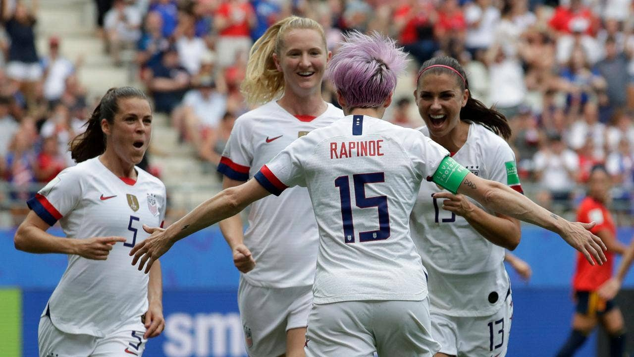 81f6dd76f US women's World Cup winnings: Here's how much the soccer players will take  home | Fox Business
