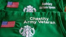 Veterans Day: Starbucks to raise money for military mental health resources