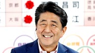 Shinzo Abe set to become Japan's longest-serving prime minister following elections
