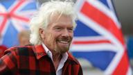 Billionaire Richard Branson warns 'hard Brexit' could sink British pound's value to dollar