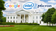 Google, Intel, Micron CEOs meet with Trump on Huawei and US economy