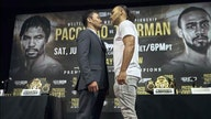 Boxing champ Keith Thurman plans to beat Manny Pacquiao and the stock market