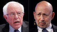 Ex-Goldman chief snipes back at Bernie Sanders Wall Street hate-tweet