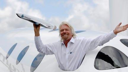 Virgin Galactic set for stock-market liftoff