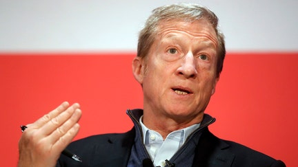 Steyer buys 'Keep America Great' domain name