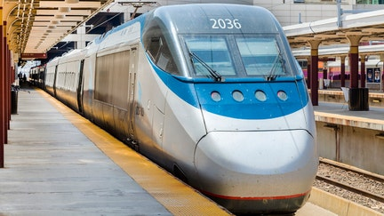 Amtrak service suspended from New York to Boston, New Haven