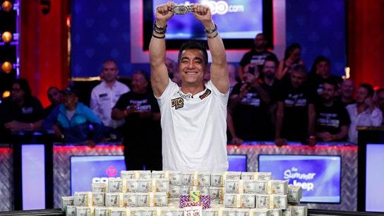 World Series of Poker winner takes home $10M
