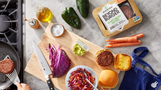 Blue Apron to add Beyond Meat burgers to meal kits