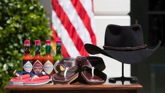 Trump hosts 3rd annual 'Made in America' Showcase
