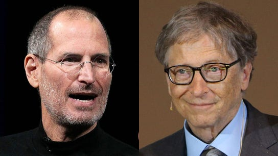 Bill Gates says Steve Jobs cast 'spells' to keep Apple from dying