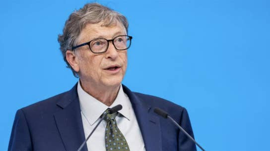 Bill Gates is the most admired man in the world, study finds