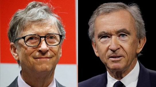 LVMH's Bernard Arnault dethrones Bill Gates as second richest person in the world