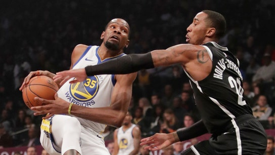 Injured NBA star Kevin Durant to out-earn every MLB player while likely missing 2019-20 season