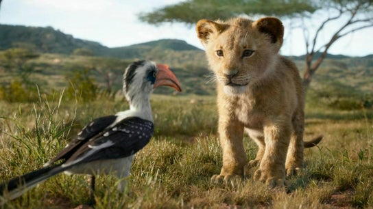 'Lion King' post $23M in previews, is 'off to a roaring start,' Disney says
