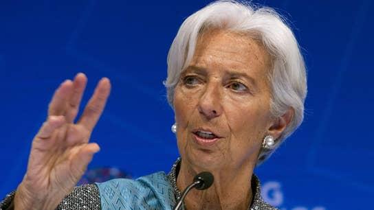 IMF chief Christine Lagarde to resign on Tuesday