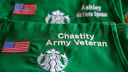 Starbucks hits military hiring goal of 25,000 veterans, spouses years ahead of schedule: Exclusive