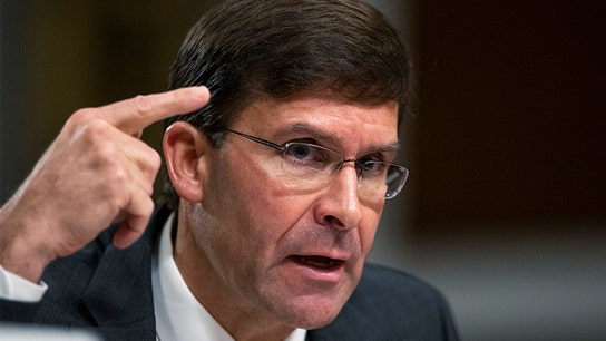 Mark Esper, Trump's Defense secretary: Inside Pentagon budget and priorities