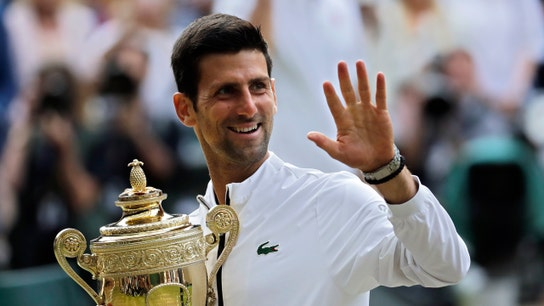 Novak Djokovic's record career earnings rise with Wimbledon championship purse