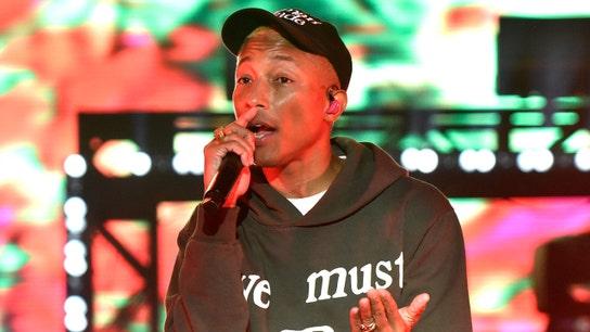 Pharrell Williams promises internships to more than 100 high school graduates in Harlem