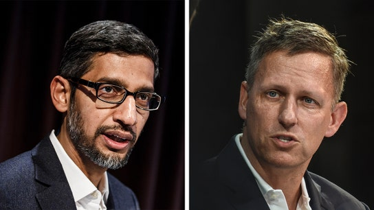 Billionaire Peter Thiel to Google CEO Sundar Pichai: 3 questions on China that need answers