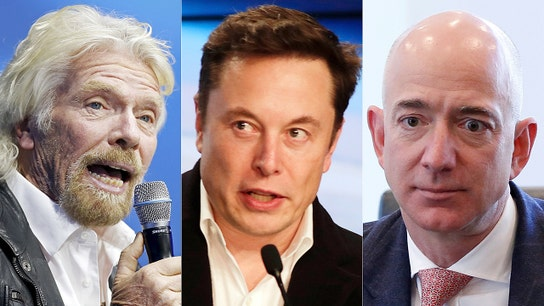 Musk, Bezos, Branson lead billionaires in space race