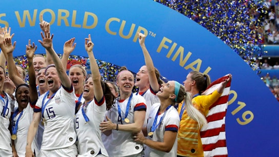 'World Cup winners now firmly in Democrats' camp:' Varney