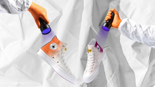 Converse collaborates on 'UV-activated' sneaker with Chinatown Market