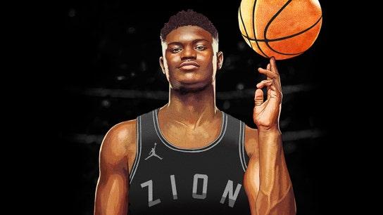Zion Williamson, Nike's Jordan Brand announce endorsement deal