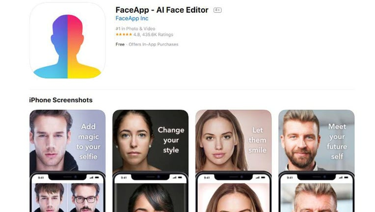 FaceApp predicts how you'll look when you're old: Here's how to use it