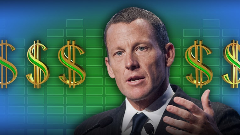 Lance Armstrong eyes million-dollar comeback tour as podcaster