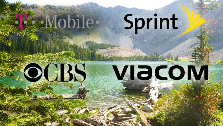 Sprint-T-Mobile decision and CBS-Viacom talks may overshadow