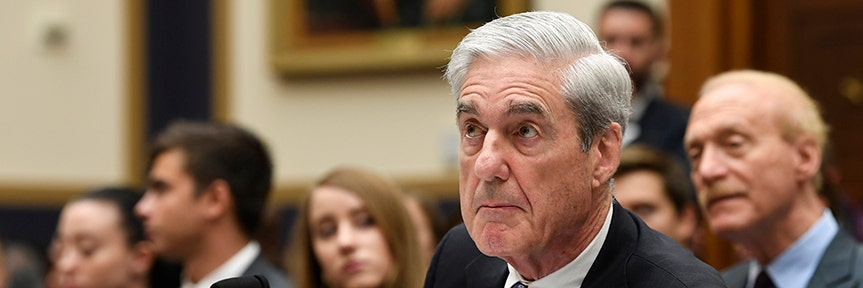 HERE'S HOW MUCH THE MUELLER INVESTIGATION COST TAXPAYERS