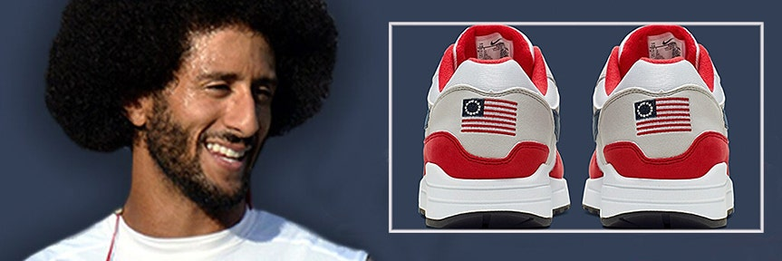 Arizona Gov. Ducey to withdraw Nike plant incentives after Colin Kaepernick, 'Betsy Ross Flag' sneaker report