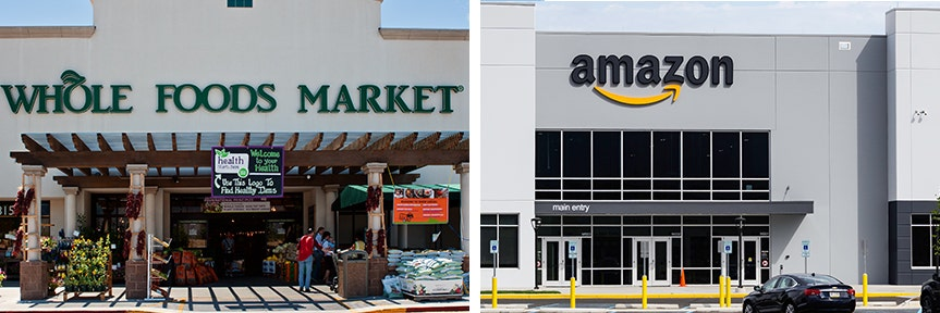 Amazon, Whole Foods divorcing, or just working on their marriage?