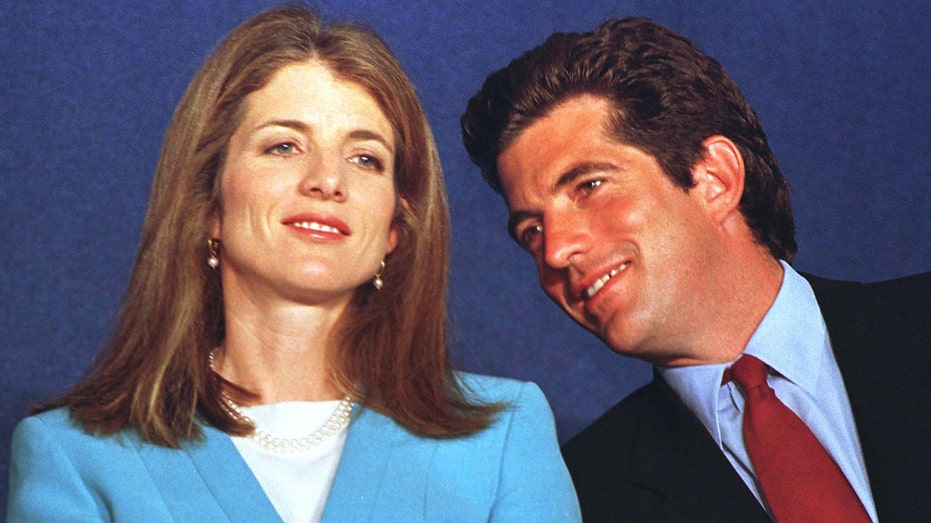 how old is caroline kennedy