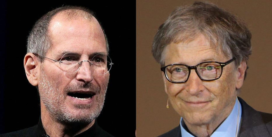 Bill Gates says Steve Jobs cast 'spells' to keep Apple from