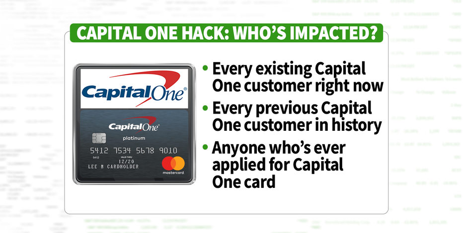 Not a Capital One customer? How you could still be affected by the