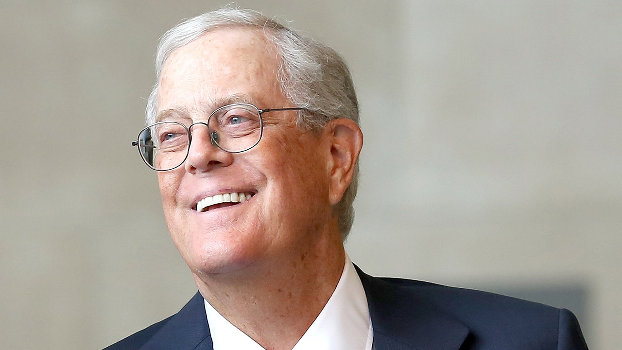 Charles David Koch We Know Who You Are >> Billionaire David Koch Dead At 79 Fox Business