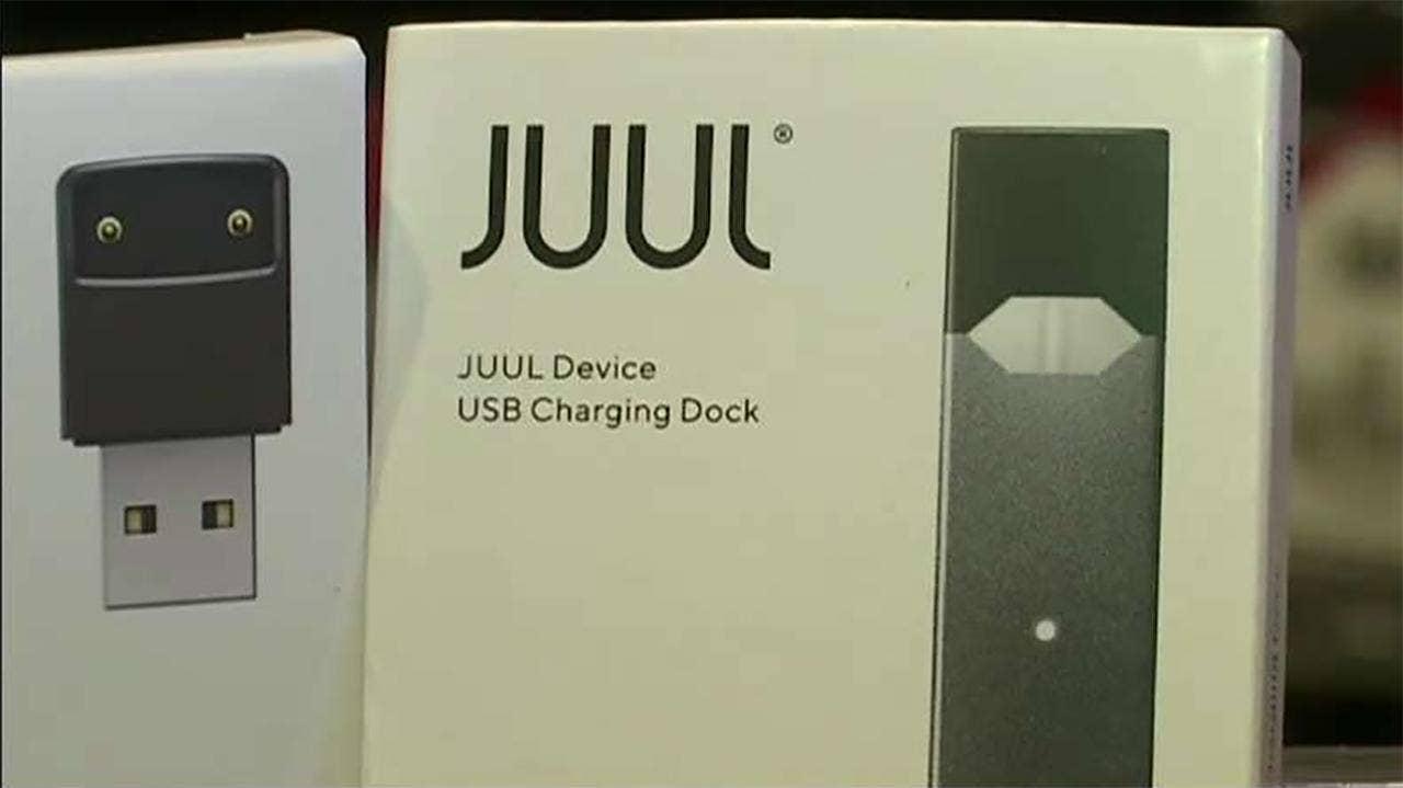 Juul 'has ignored the law': FDA slams company over marketing