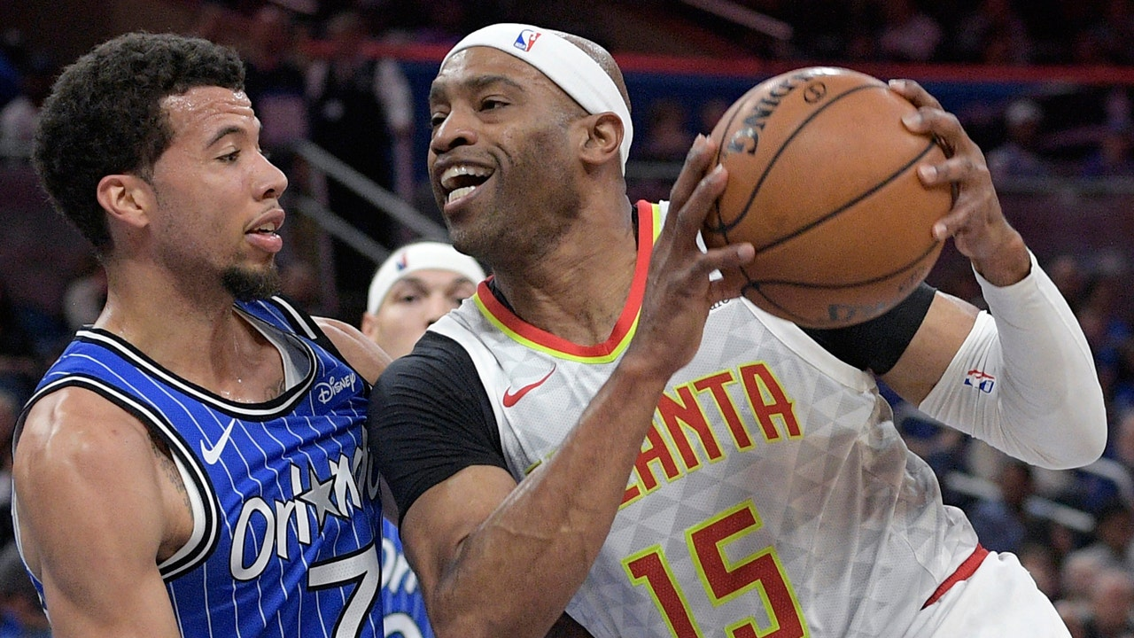 wholesale dealer 84410 7d7c0 Vince Carter's career earnings: How NBA star's pay compares ...