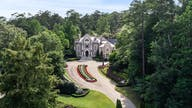 Inside country music legend Kenny Rogers' former mansion