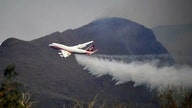 American 'SuperTanker' helps fight Amazon rainforest fire