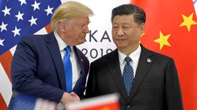 Chinese official: Beijing wants US trade deal ASAP