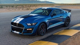 Ford's Mustang much more than a muscle car