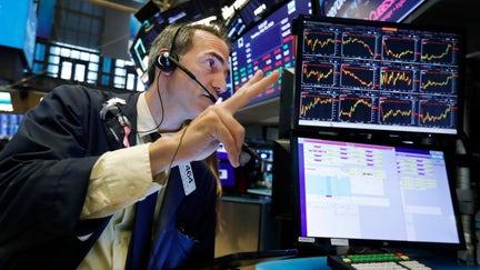 Amazon slides as U.S. stocks struggle for direction