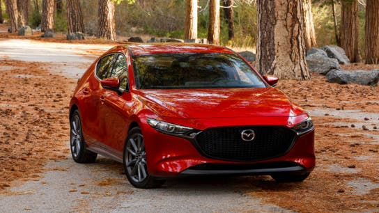 Mazda recalls 22,000 cars, says rearview mirrors can fall off