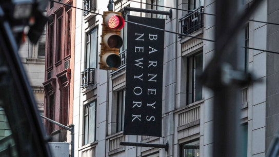 Could Barneys be saved from bankruptcy by online retailer?
