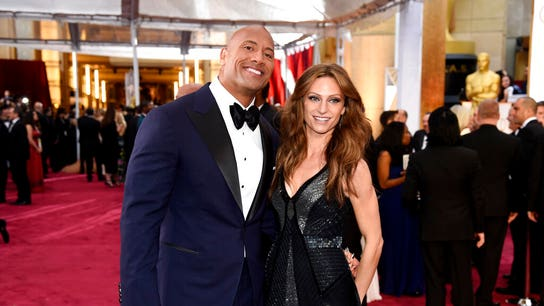 Who is The Rock's new wife Lauren Hashian?