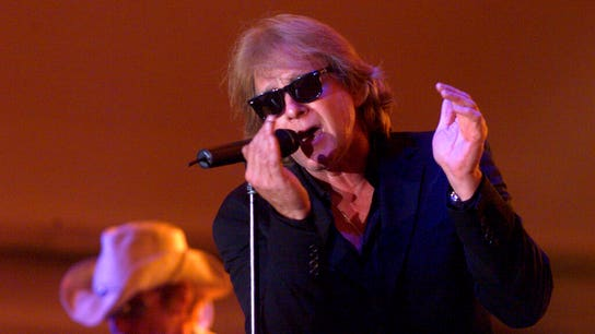 Singer Eddie Money diagnosed with stage 4 esophageal cancer