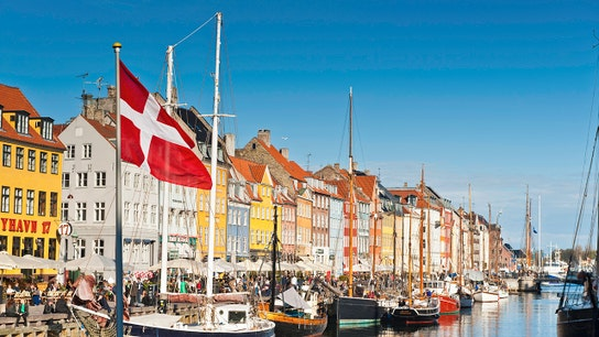 In Denmark, 20-year mortgage rates just fell to zero for the first time ever